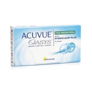 Acuvue Oasys Presbiopia (6 lenti)-otticamax
