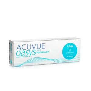 Acuvue Oasys 1-Day with HydraLuxe- otticamax