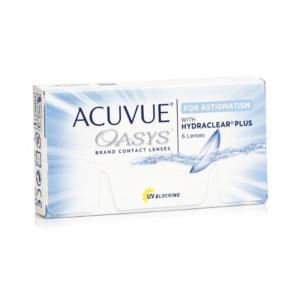 Acuvue Oasys Toric (6 lenti)